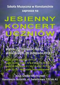 www.plakat JESIENNY  2016