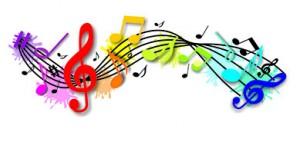 Grafika muzyczne wakacje