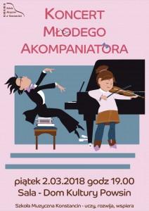 KMA 2018 plakat